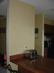 What would you do with this wall?